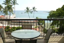 BBQ Deck with Ocean Views