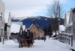 Barkerville's Victorian Christmas