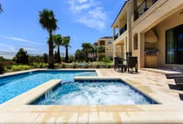 Exclisive Private Villas 5 Bedroom Luxurious Golf Home (E186)