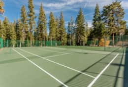 Guest Passes Included - Northstar Amenities - Tennis Court
