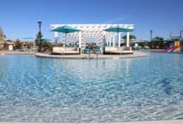 Amazing water park in the resort community