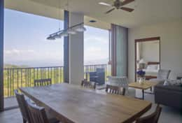 Narra Hill Premier 2 Bedroom Suite Dining Area