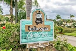 BELLA VISTA ENTRY