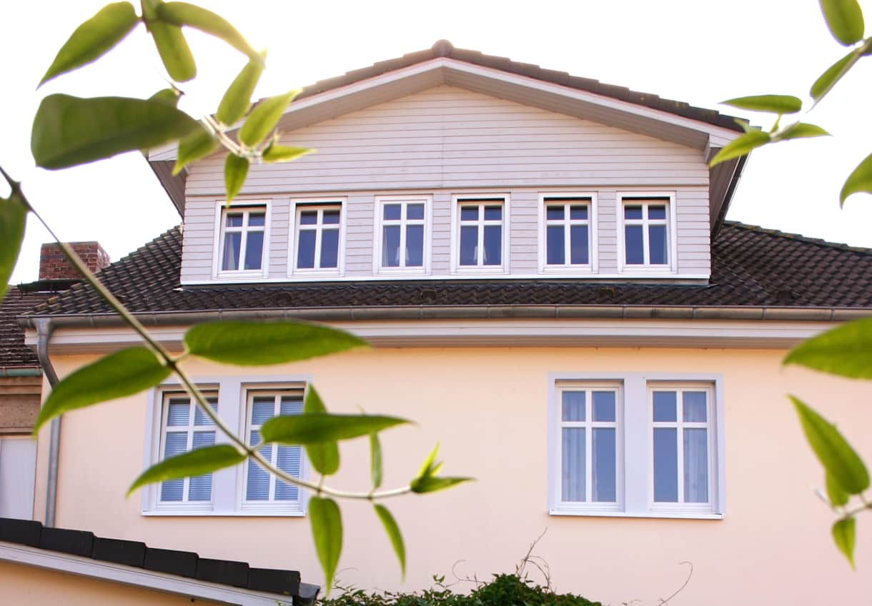 Storchennest Fensterfront