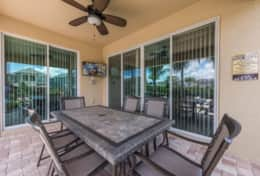 Exclusive Private VIllas, 6 Bedroom Modern Encore Villa (ENC133) - Lanai1