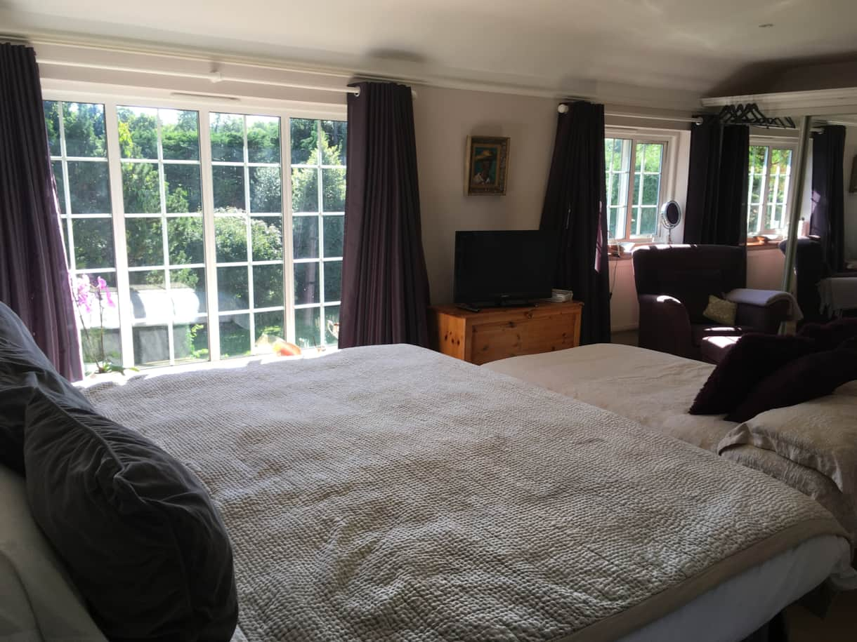 Master Bedroom Suite & En Suite