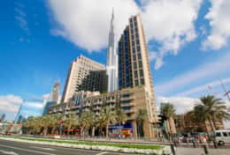 Standpoint Tower B- Few minute walk to Burj Khalifa and Dubai Opera House