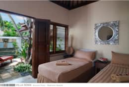 Villa Senin -  Ground floor - Bedroom  guests