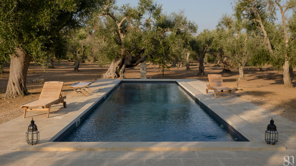 Apoikia   Beautiful Country House Set Between Ionian And Adriatic Sea With  Pool   Specchia ...