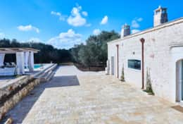 Villa Teia stunning cottage for vacation with heated pool in Ostuni Puglia  - 40