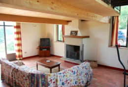 Badia extra cottage living room