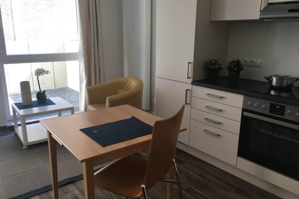 Business Apartments 23-1, 23-2 oder 23-3 An der Weser ...