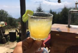 Cocktails on the Mountain