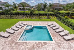 Exclusive Private Villas, Beautiful 11 Bedroom Luxury Villa (ENC196) - Pool-7