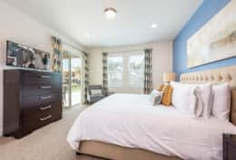 Exclusive Private Villas, 6 Bedroom Luxury Florida Villa In Encore Club (ENC189) - MasterBedroom1-2