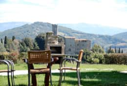 Ca' Gubbio apartment 2 Bellugello