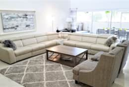 Plenty of Comfortable Gathering Spaces for the Whole Family to Enjoy