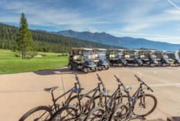 SP Mountain Bikes & Golf Carts