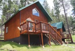 Cabin #3 and #4