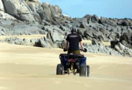 ATV tour nearby