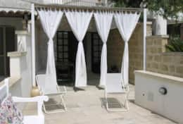 Onda blu - furnished terrace - Marina di Andrano - Salento