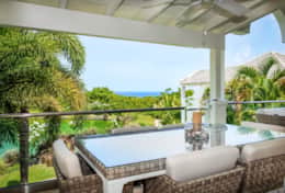 Exclusive Private Villas, Royal Villa 12 (BC131) - Porch view