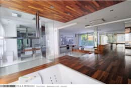 Villa Minggu - First Floor - Bedroom Loft - Jacuzzi