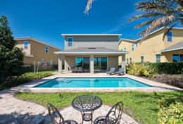 Exclusive Private Villas, 5 Bedroom Luxury Orlando Villa In Encore (ENC084) - Pool4