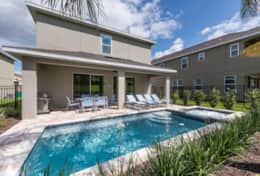 Exclusive Private Villas, 6 Bedroom Luxury Encore Vacation Rental (ENC192) - Pool2