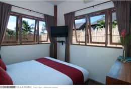 Villa Rabu - First Floor - Bedroom Queen 1