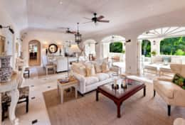 Exclusive Private Villas, Windward (BR110) - LIVING AREA