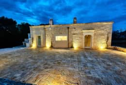 Villa Teia stunning cottage for vacation with heated pool in Ostuni Puglia  - 46
