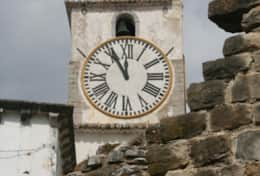 Tavira clock tower