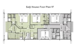 salji house foor plan 1F