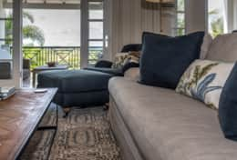 Exclusive Private Villas, Sugar Cane Ridge 4 (BC100) - Living room