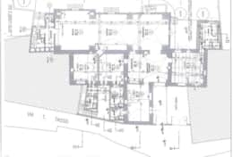 Essiccatoio - plan of the house - Gagliano del Capo - Salento