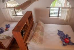 Upstairs sleeping in Villa Rio