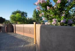 Adjacent to the residence - your private and gated parking area.