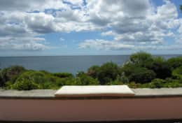 Villa sul mare - overlooking the horizon - Castro - Salento