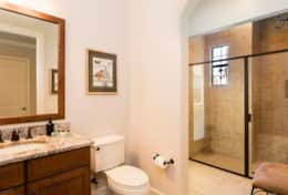 Exclusive Private Villas, 5 Bedroom Classy Vacation Home in Florida (E191) - Bathroom 3