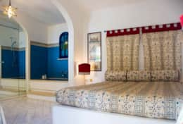 Villa sul mare - double room with bath annex 2 - Castro - Salento