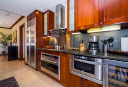 Chef Roy Yamaguci Designed Kitchen