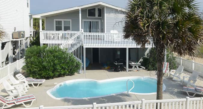 f8b6fb2c31578 The Starfish Cottage - Vacation Home in Ocean Isle Beach
