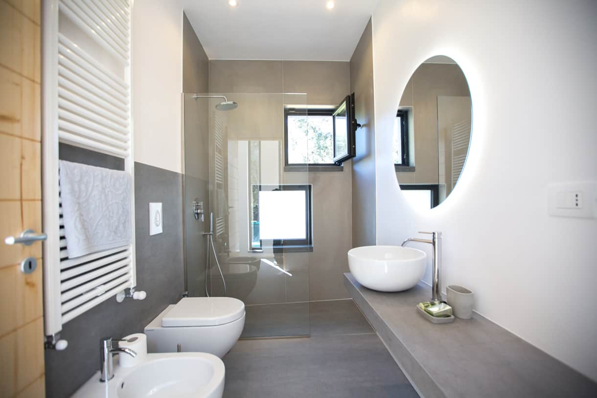 Villa Ashyana - ensuite bathroom