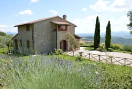 La Camilla luxury holiday home near Todi in Umbria