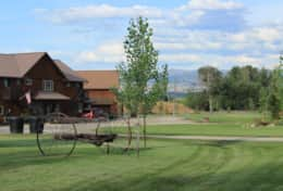 Lodge and Grounds