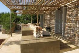 Le Greche - Tyche - outdoor furnished area - Morciano di Leuca - Salento