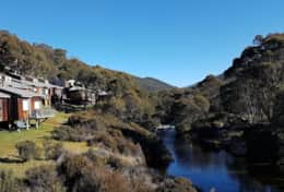 Riverside Cabins Thredbo