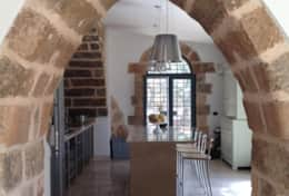 Masseria Ugento - view of the kitchen - Ugento - Salento