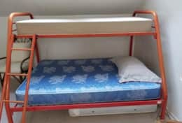 Writer's Haven Upstairs Bunk Beds